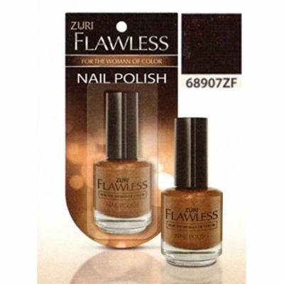 Zuri Flawless Nail Polish - Jet Black
