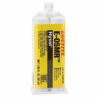 LOCTITE 1086598 Epoxy Adhesive,Clear,50 mL