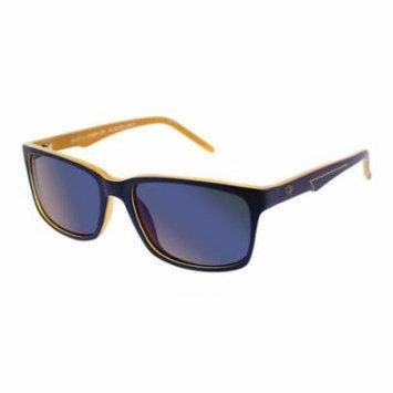 OCEAN PACIFIC Sunglasses BLASTED Navy Laminate 54MM