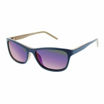 OCEAN PACIFIC Sunglasses GLIDE Blue Laminate 54MM
