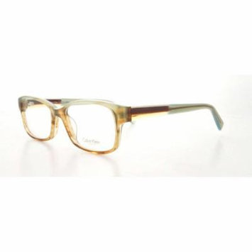 CALVIN KLEIN COLLECTION Eyeglasses CK7890 410 Blue Brown 52MM