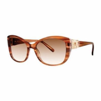 VERA WANG Sunglasses HERA Brown 54MM