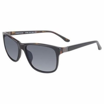 SPINE Sunglasses SP7005 Black/Tortoise 59MM
