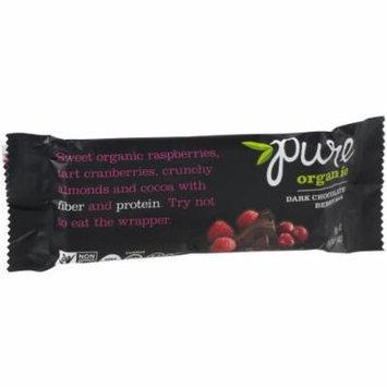 Pure Bar Dark Chocolate Berry Bars, 1.7 OZ (Pack of 12)