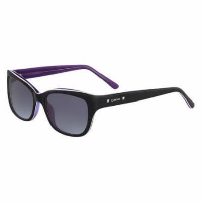 BEBE Sunglasses BB7161 001 Jet 53MM