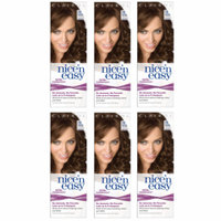 Clairol Nice n' Easy Hair Color #78 Medium Golden Brown (Pack of 6) UK Loving Care
