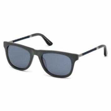 TOD'S Sunglasses TO0182 20V Grey 52MM