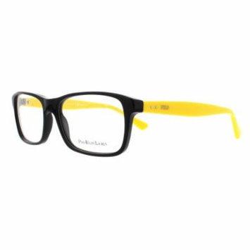 POLO Eyeglasses PH 2094 5385 Black 55MM