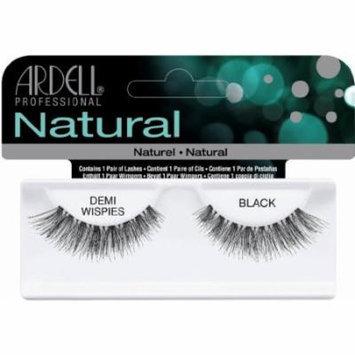 Ardell Invisibands False Eyelashes - Demi Wispie Black (Pack of 6)