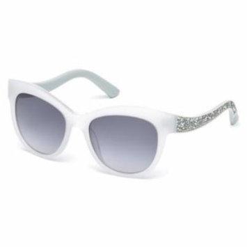 SWAROVSKI Sunglasses SK0110 21B White 54MM