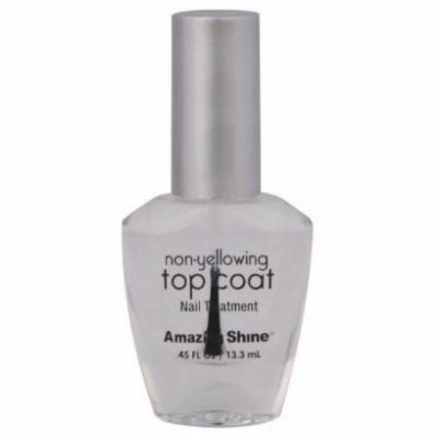 Amazing Shine Nail Treatment Top Coat .45 oz. (Pack of 6)