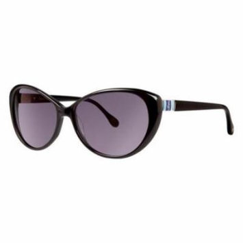 LILLY PULITZER Sunglasses STANTON Black 56MM