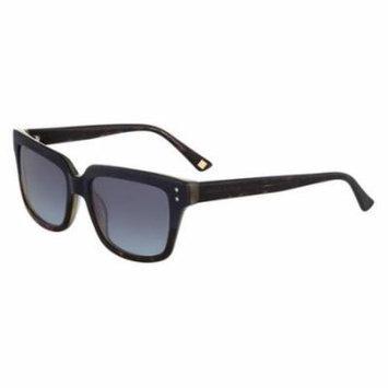 ANNE KLEIN Sunglasses AK7036 414 Navy Tort Fade 55MM