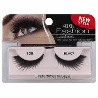 Ardell Fashion Lashes False Eyelashes - #139 Black (Pack of 6)