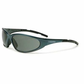 ELVEX SG-24PL Plrzd Eyewear, Uncoated, Gray