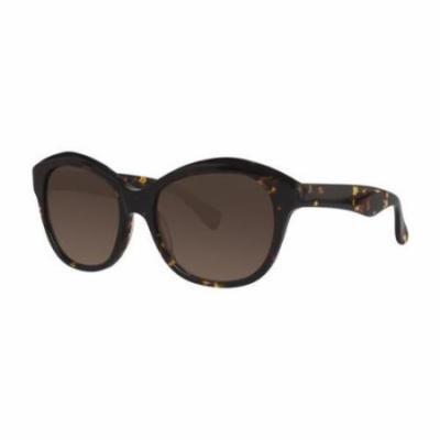 VERA WANG Sunglasses V451 Tortoise 55MM