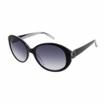 JESSICA MCCLINTOCK Sunglasses 576 Black Laminate 57MM