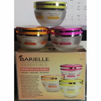 Barielle Essentials Daytime Skin Care Regimen 3-Piece Set - Antioxidant Moisturizer Day Cream Skin Polish Exfoliant
