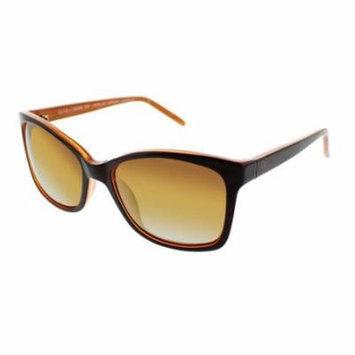 OCEAN PACIFIC Sunglasses HOWLEE Brown Laminate 55MM
