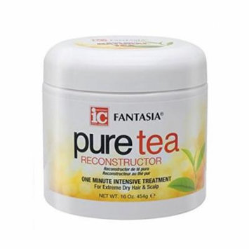 IC Fantasia Pure Tea Reconstructor Treatment 16 oz. (Pack of 2)