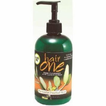 Hair One Cleansing Conditioner with Olive Oil for Dry Hair 12 oz. (Pack of 3)