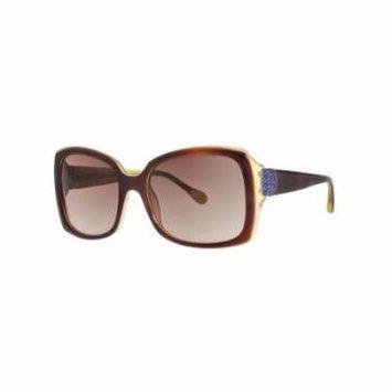 LILLY PULITZER Sunglasses SANDRA Tortoise 55MM