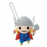 Marvel Soft Touch Nail Clipper Key Ring: Thor