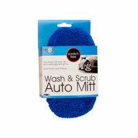 Bulk Buys CA043-18 Scratch Free Wash Scrub Auto Sponge, 18 Piece