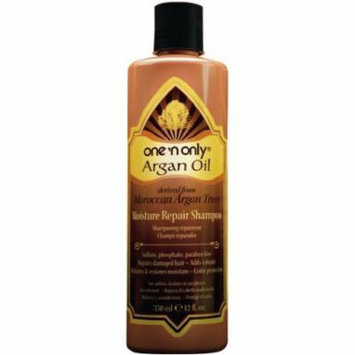 One N' Only Argan Oil Moist Shampoo 12 oz. (Pack of 2)