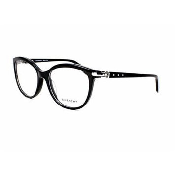 Optical frame Givenchy Acetate Black - Silver (VGV907M 0700)