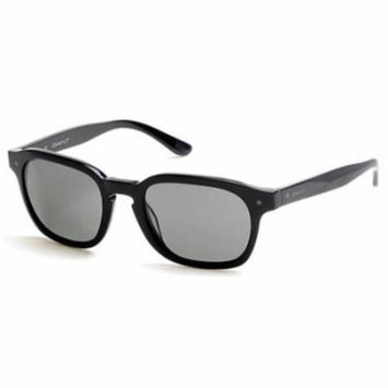 GANT Sunglasses GA7040 01D Shiny Black 53MM