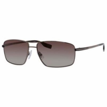HUGO BOSS Sunglasses 0580/P/S 0AGL Ruthenium 59MM