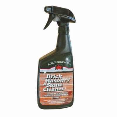 6 - 32 oz Bottles of Brick, Masonry & Stone Cleaner - Non-Acidic