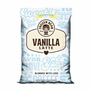 Frozen Bean Vanilla Latte