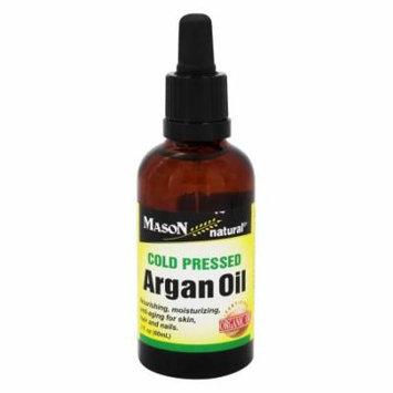 Mason Natural - Cold Pressed Argan Oil - 2 oz.