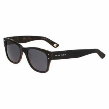 ANNE KLEIN Sunglasses AK7004 001 Black Tortoise 50MM