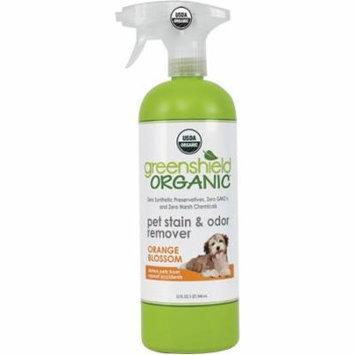 Greenshield Organic Orange Blossom Pet Stain & Odor Remover, 32 fl oz