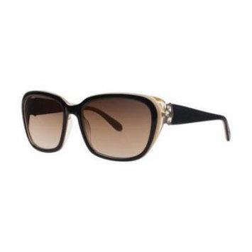 VERA WANG Sunglasses CAMELLIA Black 57MM