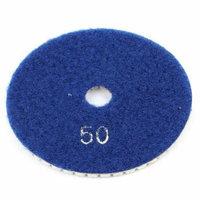 Marble Tile Stone Wet Grinder Diamond Polishing Pad 50 Grit 4 inch