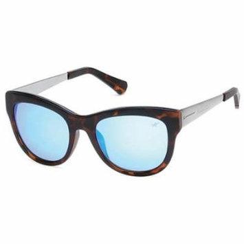 KENNETH COLE Sunglasses KC7195 52X Dark Havana 54MM