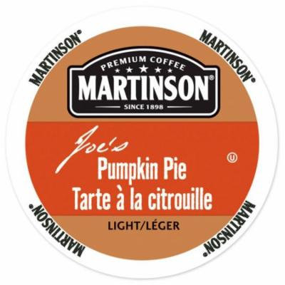 Martinson Coffee Pumpkin Pie, RealCup Portion Pack For Keurig Brewers, 96 Count