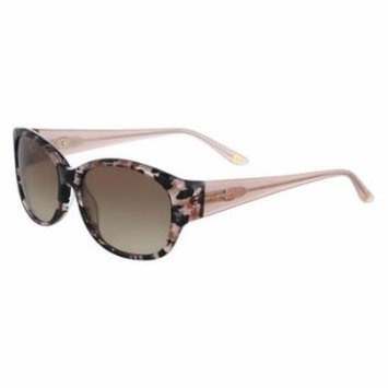 ANNE KLEIN Sunglasses AK7034 605 Blush Tortoise 54MM