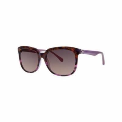 VERA WANG Sunglasses V426 Wine 56MM