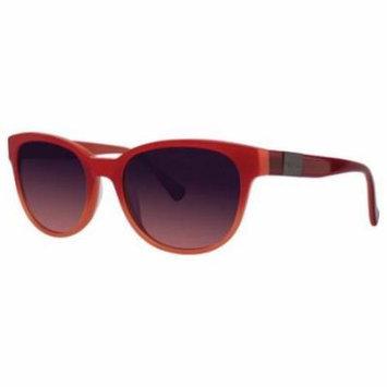 VERA WANG Sunglasses V444 Crimson 54MM