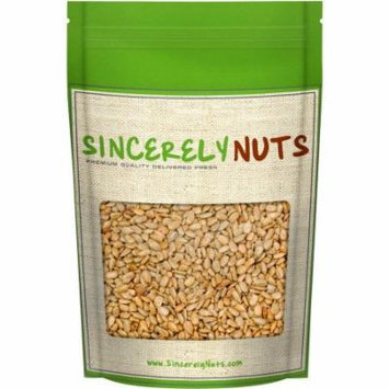 Sincerely Nuts Sunflower Seeds Roasted Unsalted (No Shell) 2 LB Bag