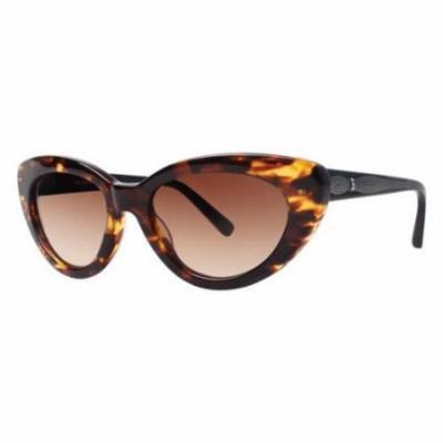 VERA WANG Sunglasses MINA 2 Tortoise 53MM