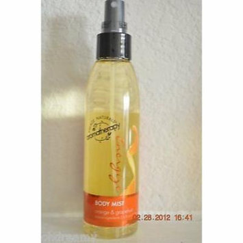 Village Naturals Aromatherapy Energize Body Mist - Orange ; Grapefruit Scent