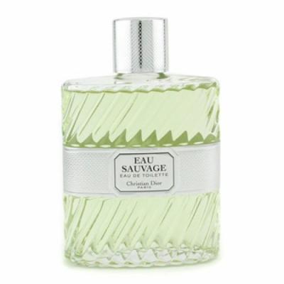 Christian Dior Fragrance Eau Sauvage Eau De Toilette Bottle for Men