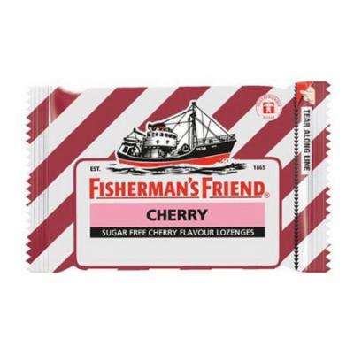 Fishermans Friend Sugar Free Lozenges, Cherry, 20 ea, 24 pack