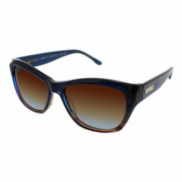 BCBGMAXAZRIA Sunglasses SPECTACULAR Navy Fade 53MM